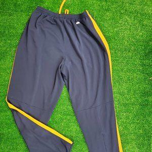 Nike Blue/Orange Drifit Pants Men Size Large